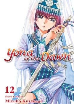 Yona of the Dawn vol. 12 (Viz Media)