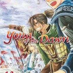 Yona of the Dawn vol. 13 (Viz Media)