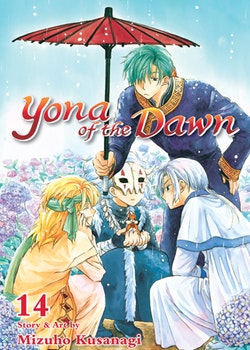 Yona of the Dawn vol. 14 (Viz Media)