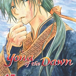 Yona of the Dawn vol. 17 (Viz Media)