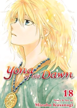 Yona of the Dawn vol. 18 (Viz Media)