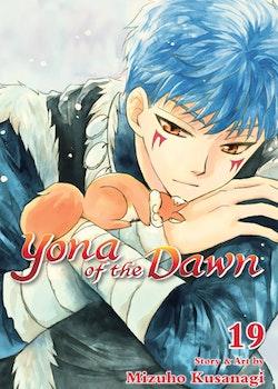 Yona of the Dawn vol. 19 (Viz Media)