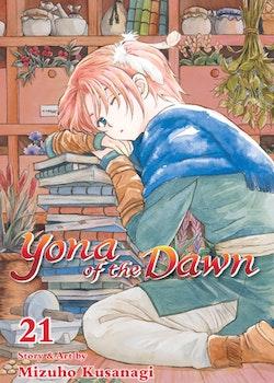 Yona of the Dawn vol. 21 (Viz Media)