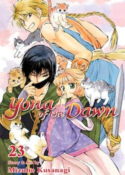 Yona of the Dawn vol. 23 (Viz Media)
