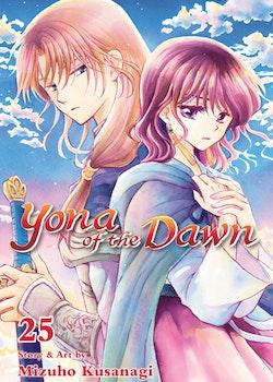 Yona of the Dawn vol. 25 (Viz Media)