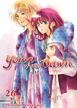 Yona of the Dawn vol. 26 (Viz Media)