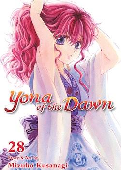 Yona of the Dawn vol. 28 (Viz Media)