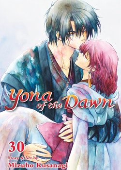 Yona of the Dawn vol. 30 (Viz Media)