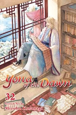 Yona of the Dawn vol. 32 (Viz Media)