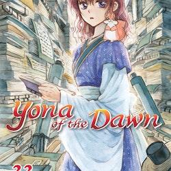 Yona of the Dawn vol. 33 (Viz Media)