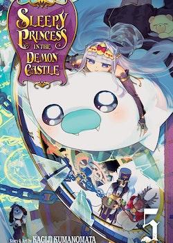 Sleepy Princess in the Demon Castle vol. 5 (Viz Media)