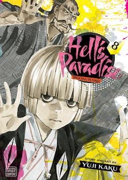 Hell's Paradise: Jigokuraku vol. 8 (Viz Media)