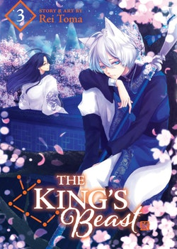 The King's Beast vol. 3 (Viz Media)
