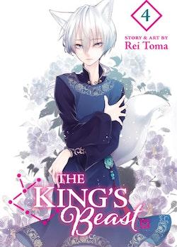 The King's Beast vol. 4 (Viz Media)