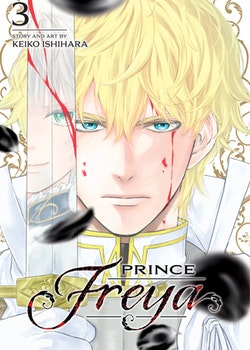 Prince Freya vol. 3 (Viz Media)
