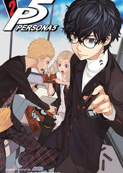 Persona 5 vol. 2 (Viz Media)