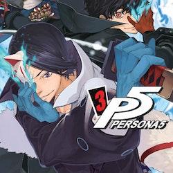 Persona 5 vol. 3 (Viz Media)