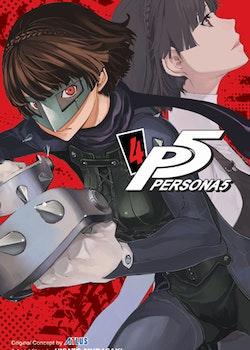Persona 5 vol. 4 (Viz Media)
