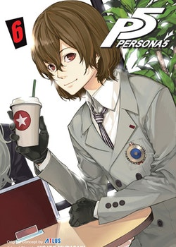 Persona 5 vol. 6 (Viz Media)