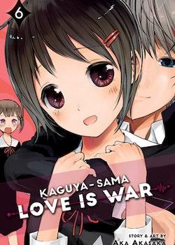 Kaguya-sama: Love Is War vol. 6 (Viz Media)