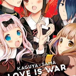 Kaguya-sama: Love Is War vol. 10 (Viz Media)