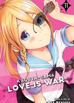 Kaguya-sama: Love Is War vol. 11 (Viz Media)