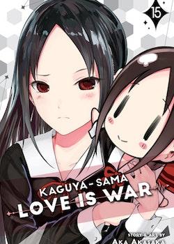 Kaguya-sama: Love Is War vol. 15 (Viz Media)