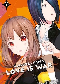 Kaguya-sama: Love Is War vol. 16 (Viz Media)