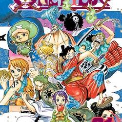 One Piece vol. 91 (Viz Media)