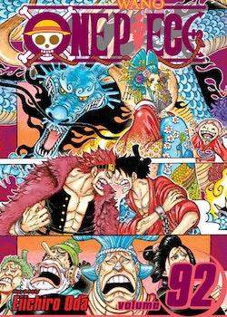 One Piece vol. 92 (Viz Media)