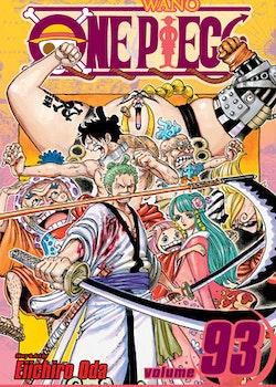One Piece vol. 93 (Viz Media)