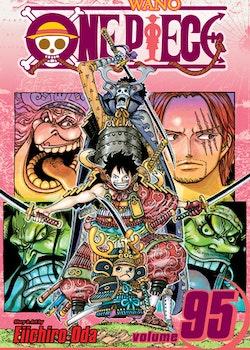 One Piece vol. 95 (Viz Media)