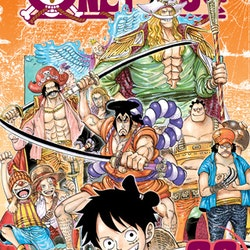 One Piece vol. 96 (Viz Media)
