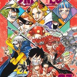 One Piece vol. 97 (Viz Media)