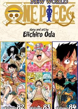 One Piece Omnibus Edition vol. 28 (Viz Media)