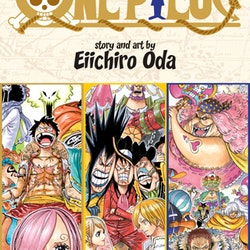 One Piece Omnibus Edition vol. 29 (Viz Media)