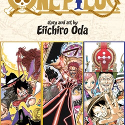 One Piece Omnibus Edition vol. 30 (Viz Media)