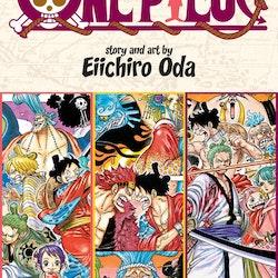 One Piece Omnibus Edition vol. 31 (Viz Media)