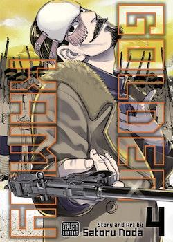 Golden Kamuy vol. 4 (Viz Media)