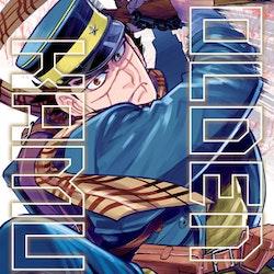 Golden Kamuy vol. 10 (Viz Media)