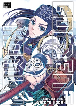 Golden Kamuy vol. 11 (Viz Media)