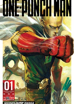 One-Punch Man vol. 1 (Viz Media)