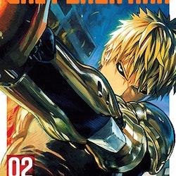 One-Punch Man vol. 2 (Viz Media)