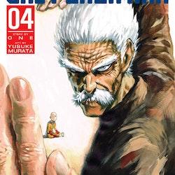 One-Punch Man vol. 4 (Viz Media)