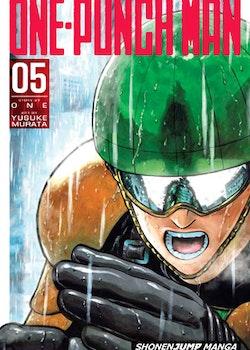 One-Punch Man vol. 5 (Viz Media)