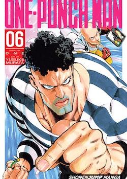 One-Punch Man vol. 6 (Viz Media)