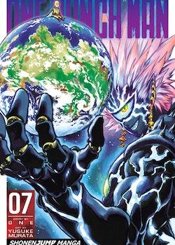 One-Punch Man vol. 7 (Viz Media)