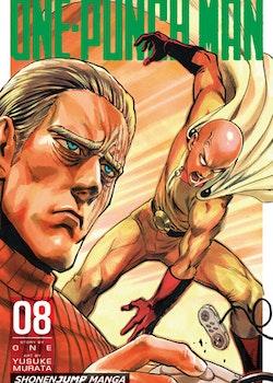 One-Punch Man vol. 8 (Viz Media)
