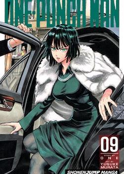 One-Punch Man vol. 9 (Viz Media)