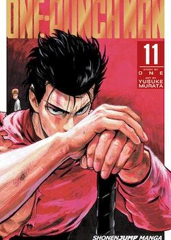 One-Punch Man vol. 11 (Viz Media)